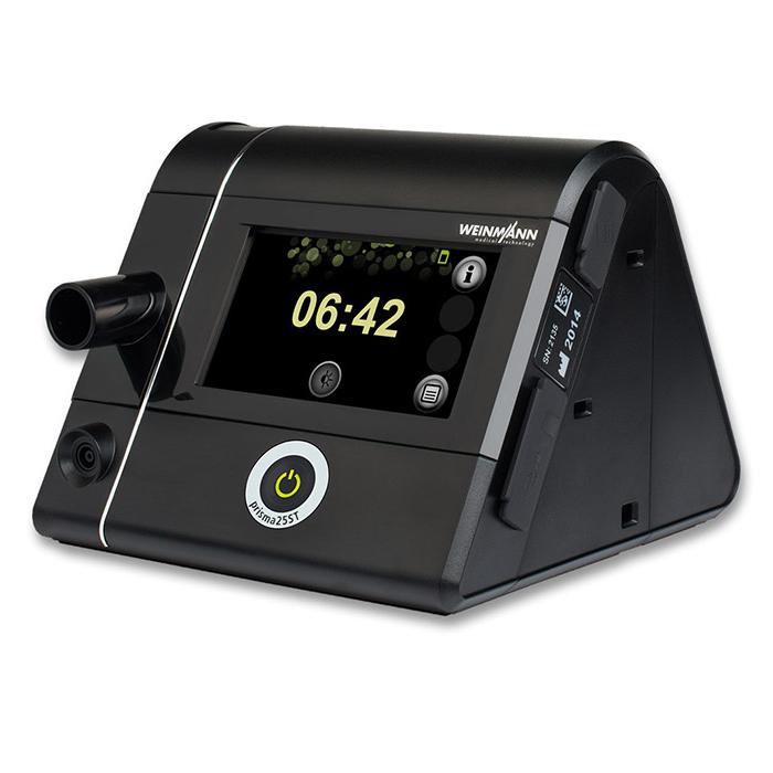 Prisma25ST - аппарат для неинвазивной вентиляции легких, Löwenstein Medical  - купить со скидкой
