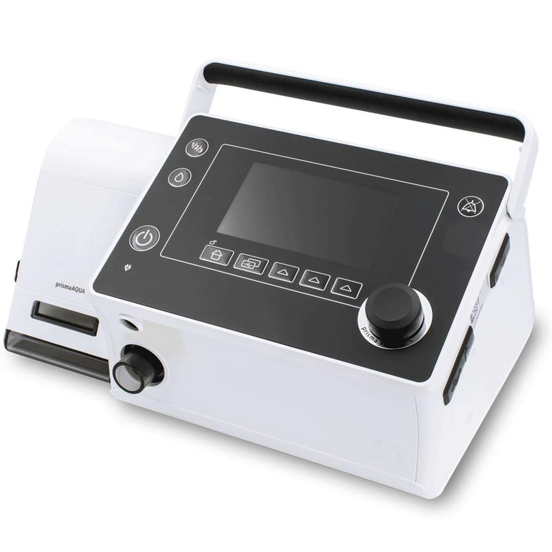Купить Prisma VENT40 аппарат для неинвазивной вентиляции легких с аккумуляторной батареей, Löwenstein Medical