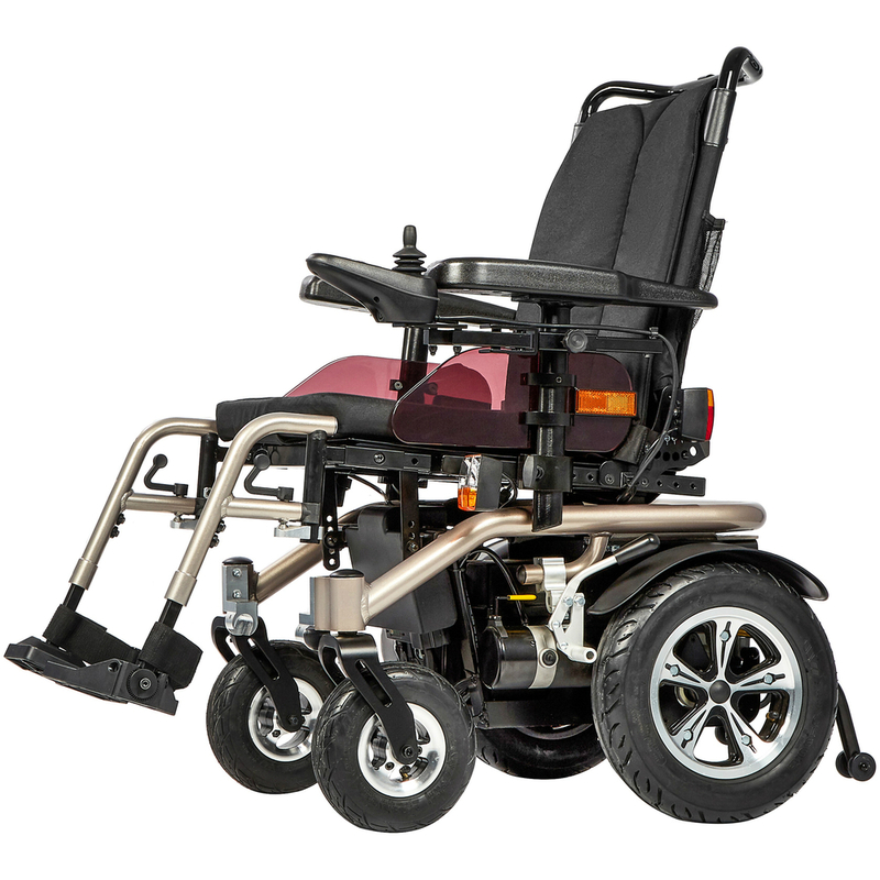 Купить Кресло-коляска с электроприводом Ortonica Pulse 250 45 размер
