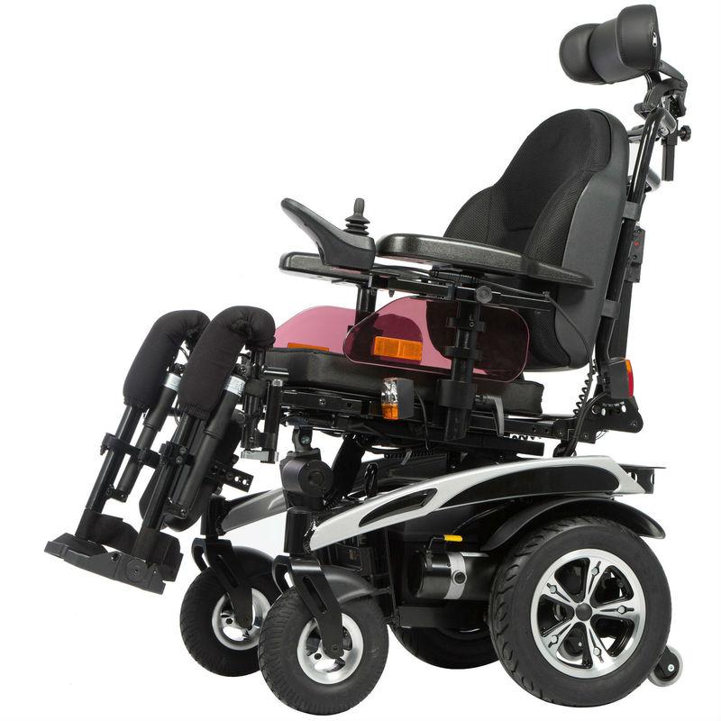 Кресло-коляска с электроприводом Ortonica Pulse 370 Комплект 1  - купить со скидкой