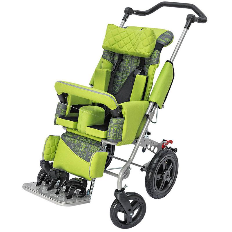 Купить Кресло-коляска прогулочная для детей с ДЦП Akcesmed Рейсер+ Размер 4, Akces-MED Sp. z o.o.
