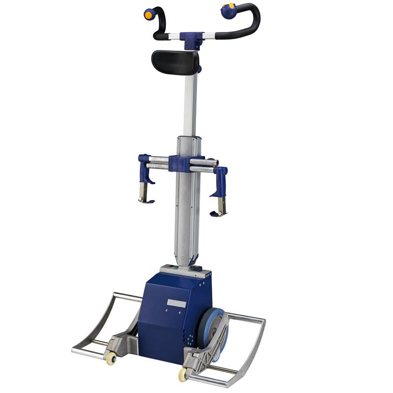 Лестничный подъемник ступенькоход для инвалидов AAT Alber Smax D135 с портом для крепления SDM7