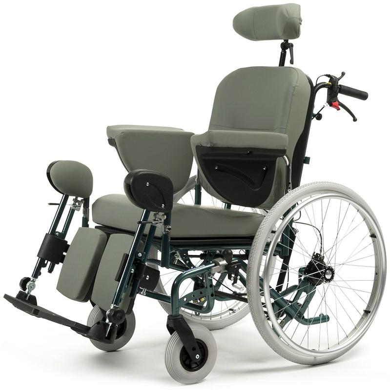 Купить Кресло-коляска многофункциональная Vermeiren Serenys 51 размер