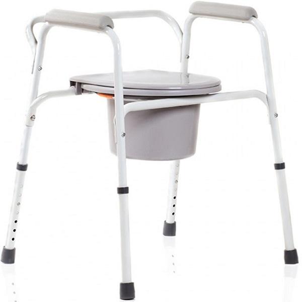 Кресло-стул с санитарным оснащением Ortonica TU1  - купить со скидкой
