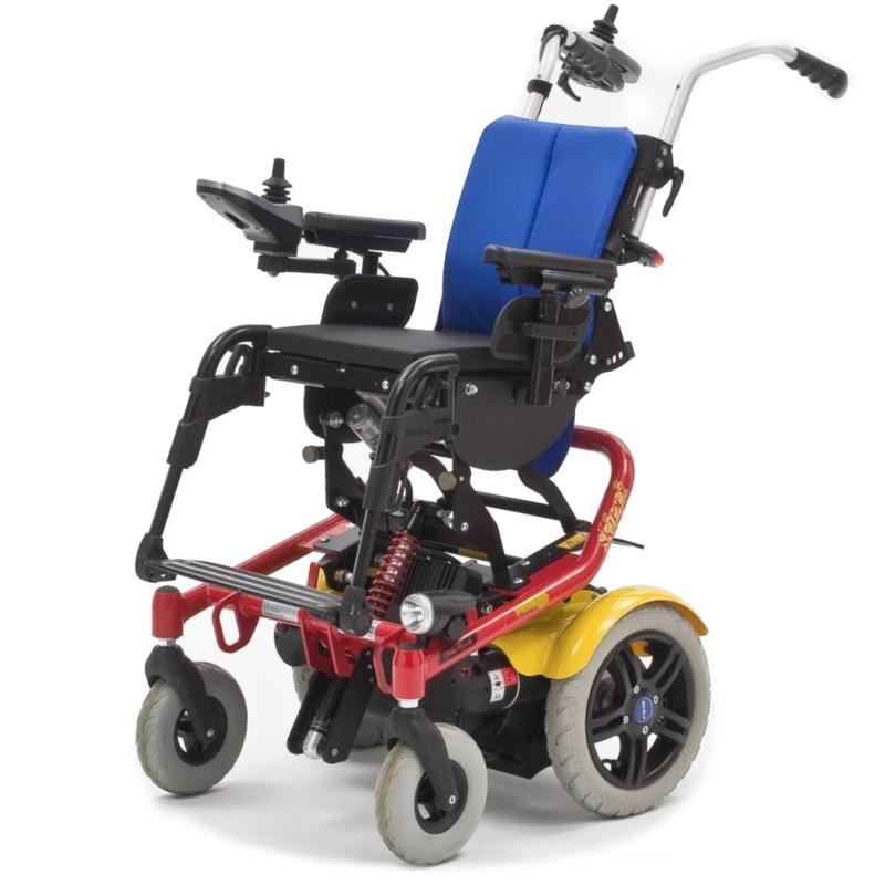 Купить Кресло-коляска с электроприводом детская Otto Bock Скиппи базовая комплектация, Otto Bock HealthCare GmbH