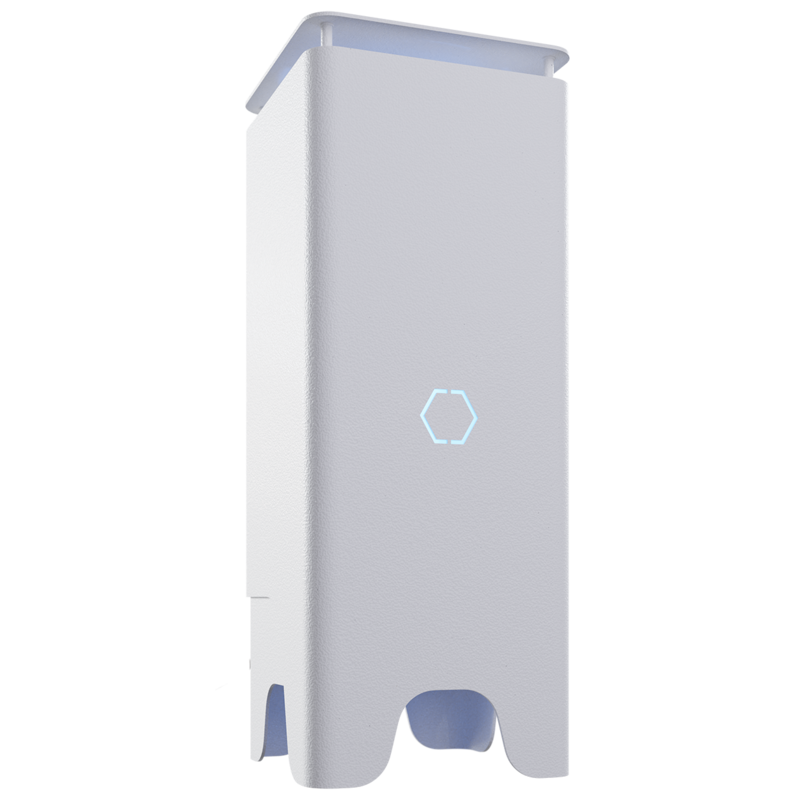 Купить Бактерицидный рециркулятор ОВУ-02 (до 60 м³/ч) с РУ, РЭМО