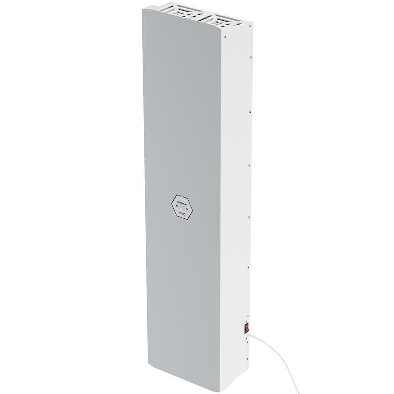 Купить Бактерицидный рециркулятор ОВУ-04-S Солнечный Бриз-4 (до 120 м³/ч) с таймером с передвижной подставкой, РЭМО