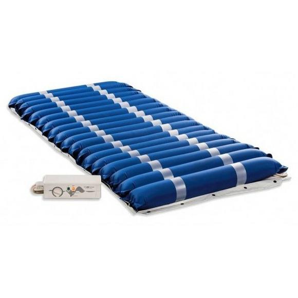 Купить Противопролежневый матрас трубчатый с компрессором Vita Care Tube Master, VITEA CARE, синий