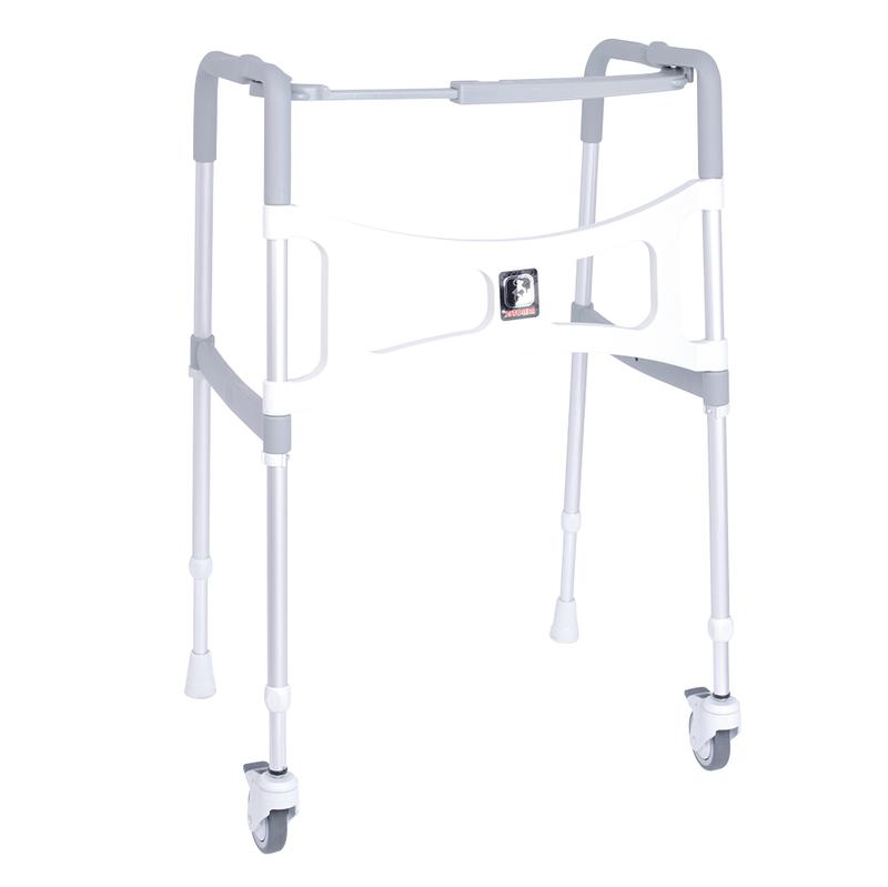 Купить Ходунки для пожилых людей и инвалидов Rebotec Гоу-он (на колесах), REBOTEC Rehabilitationsmittel GmbH, алюминий