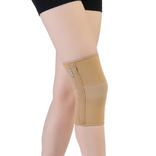 Купить Бандаж на коленный сустав B.Well W-332 бежевый размер XXL, B.Well, Ltd.