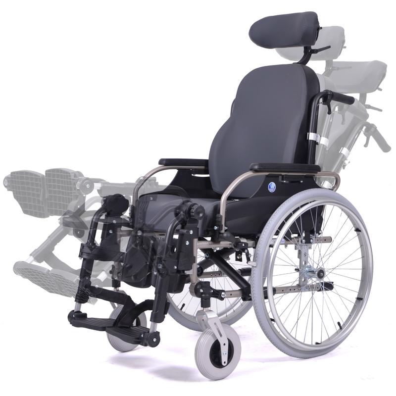 Купить Кресло-коляска многофункциональная Vermeiren V300 + 30° comfort