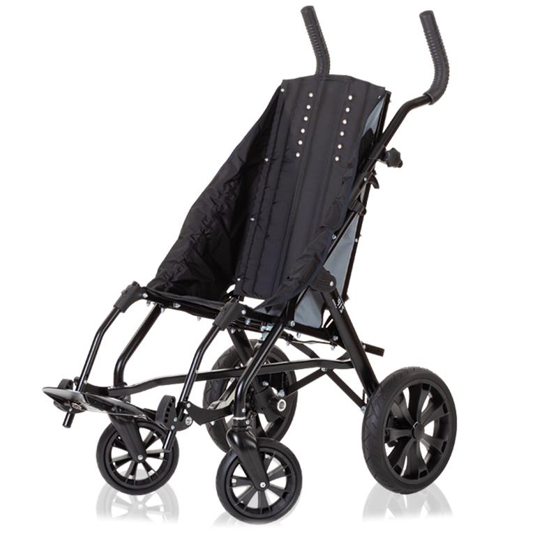 Купить Кресло-трость прогулочная для детей с ДЦП Hoggi Zip Размер 1, HOGGI GmbH, красный, синий