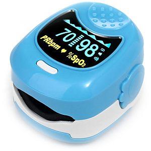 Пальчиковый пульсоксиметр CMS 50QB (для детей)