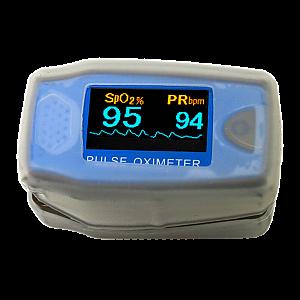Пальчиковый пульсоксиметр MD300 C5 для детей